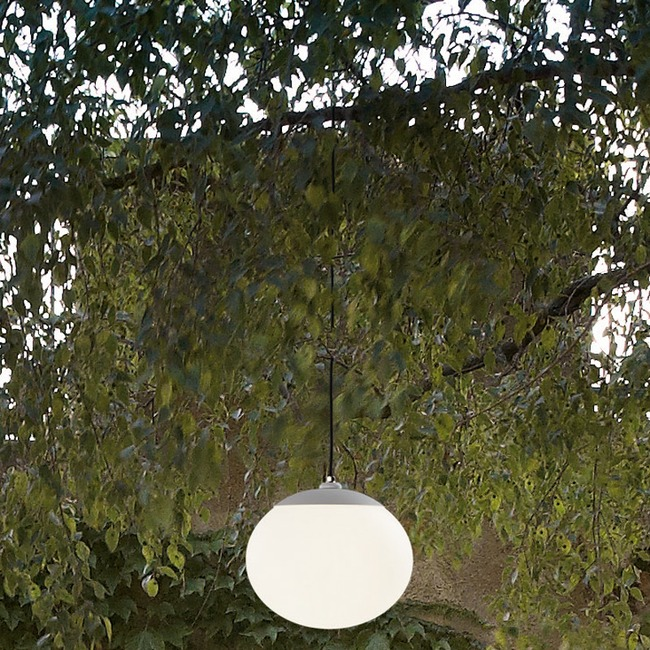 Elipse Outdoor Pendant  by Bover