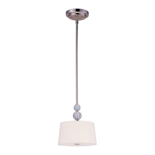 Rondo Mini Pendant by Maxim Lighting | 92750WTPN