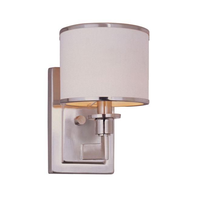 Nexus Wall Light by Maxim Lighting   12059WTSN