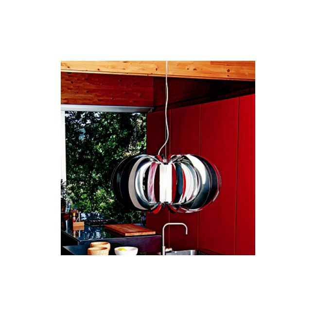 Zucca Suspension by Lightology Collection | ZUCCA-40-SS