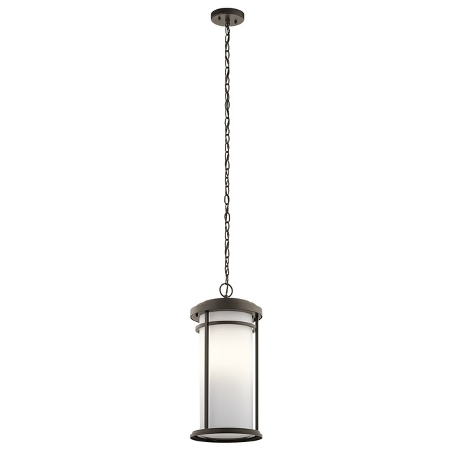 Toman Outdoor LED Pendant  by Kichler