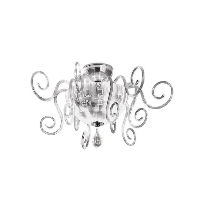 Bolero Semi Flush Ceiling Light  by Leucos