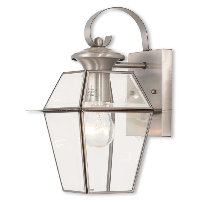 Westover Outdoor Wall Sconce  by Livex Lighting