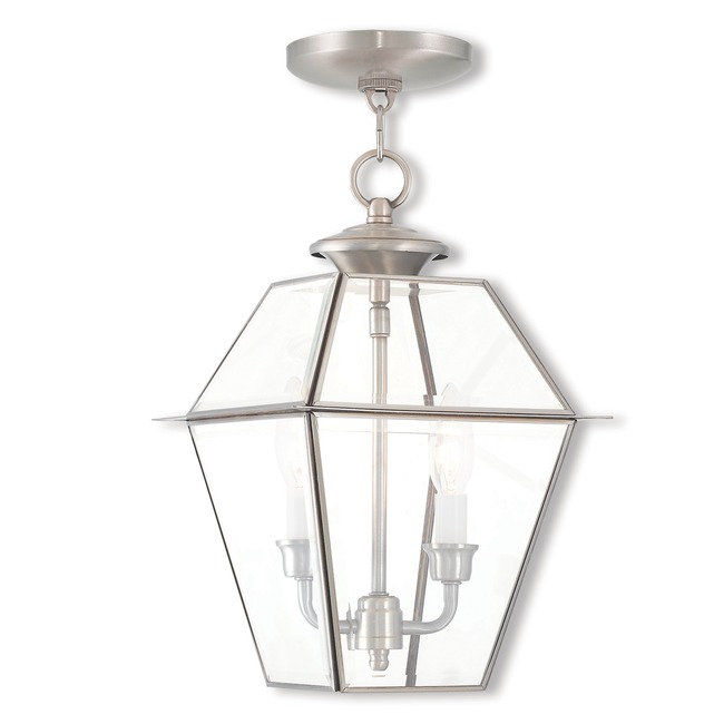 Westover Outdoor Pendant  by Livex Lighting
