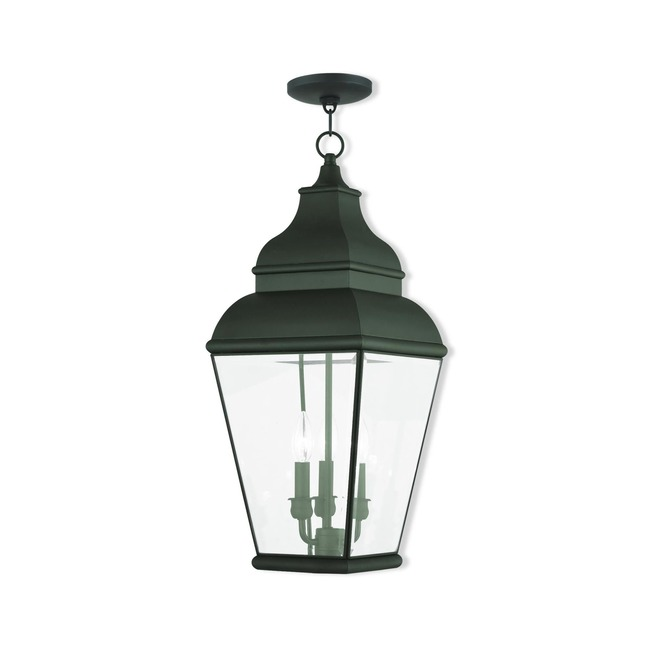 Exeter Outdoor Pendant  by Livex Lighting