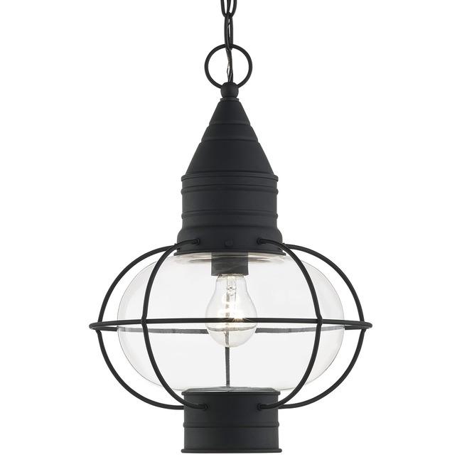 Newburyport Outdoor Pendant  by Livex Lighting