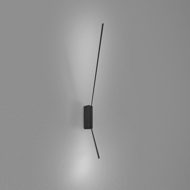 Spillo 2-Rod Wall / Ceiling Light  by ZANEEN design