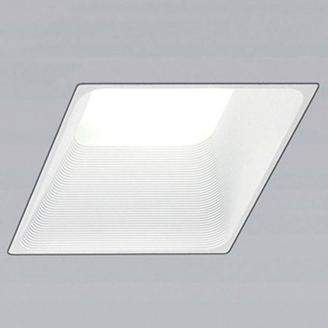 Darma 2.75IN SQ Baffle Downlight / Remodel Housing  by ZANEEN design