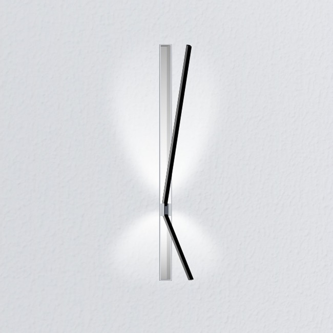Spillo 2-Rod Recessed Ceiling / Wall Light  by ZANEEN design