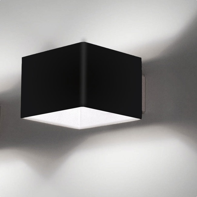 Domino 1-Light Wall / Ceiling Light  by ZANEEN design