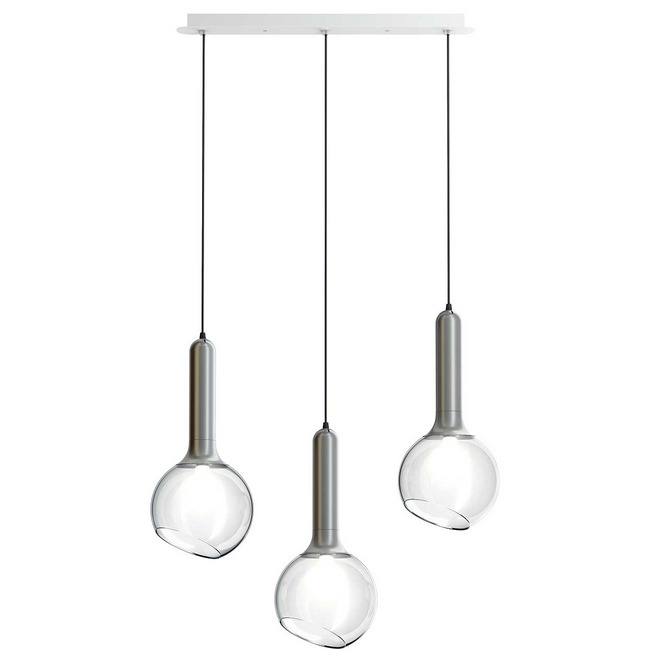 Luck Linear Multi Light Pendant  by Estiluz