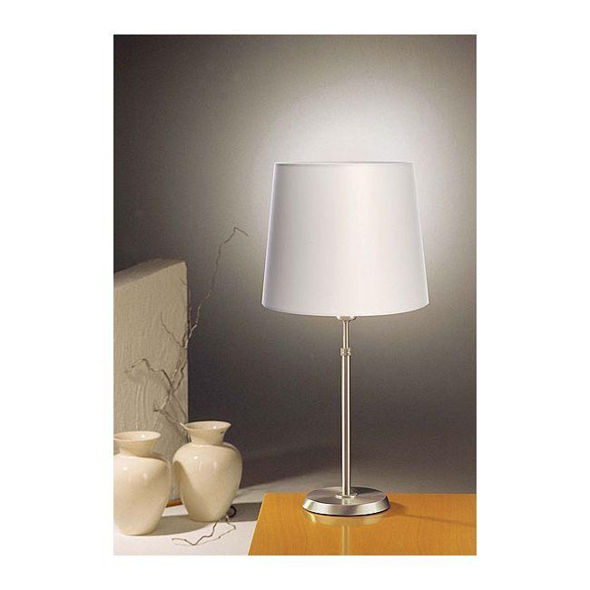 Illuminator 6263 Table Lamp by Holtkoetter | 6263-SN-SWRG