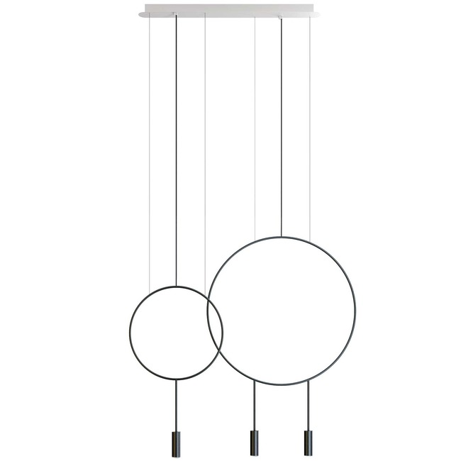 Revolta L73.1S1D Linear Pendant  by Estiluz
