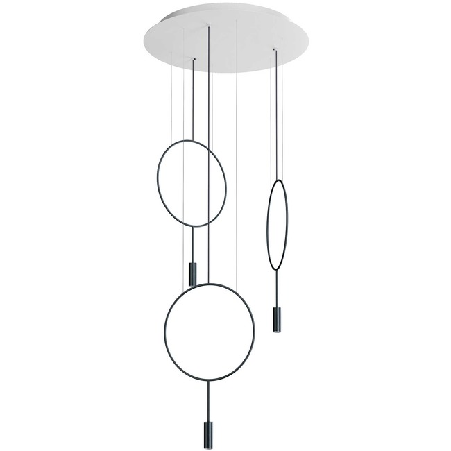Revolta Chandelier  by Estiluz