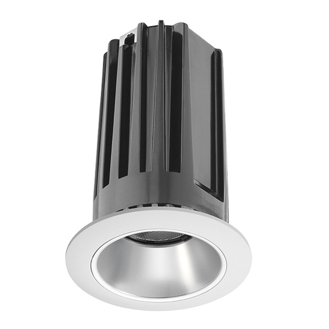 2LED 2IN RD Downlight Cone Trim  by Juno Lighting
