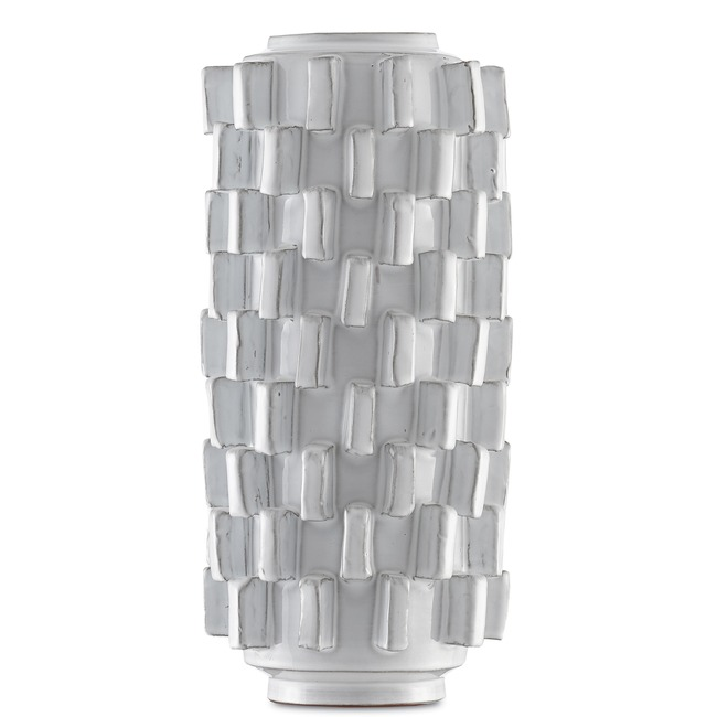 Tomos Vase  by Currey and Company