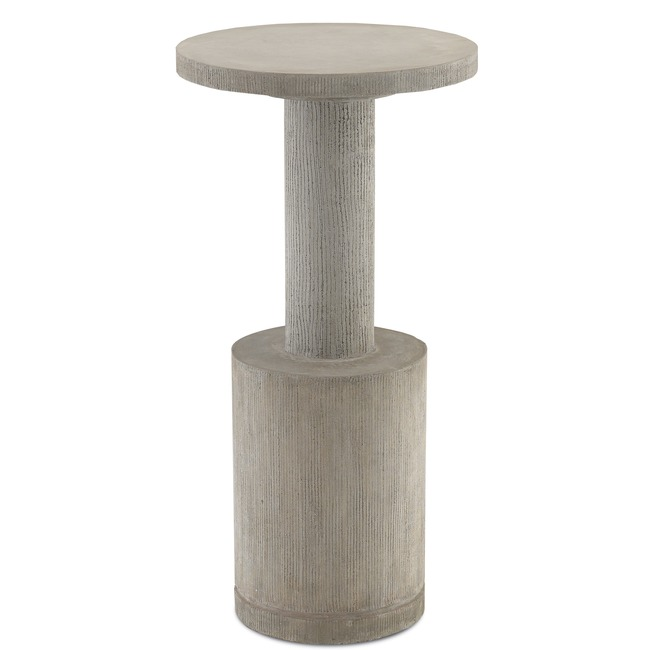 Ponte Side Table  by Currey and Company
