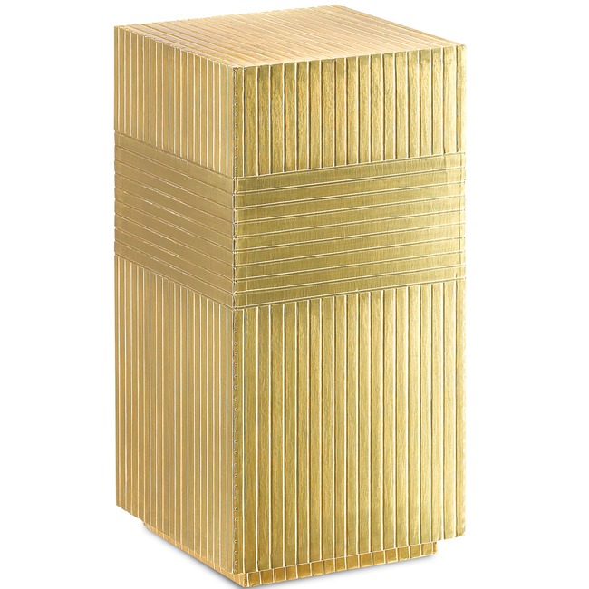 Odense Accent Table  by Currey and Company