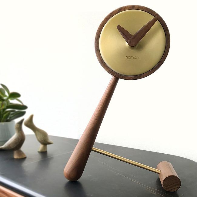 Mini Puntero Table Clock  by Nomon