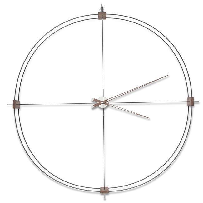 Delmori Wall Clock  by Nomon