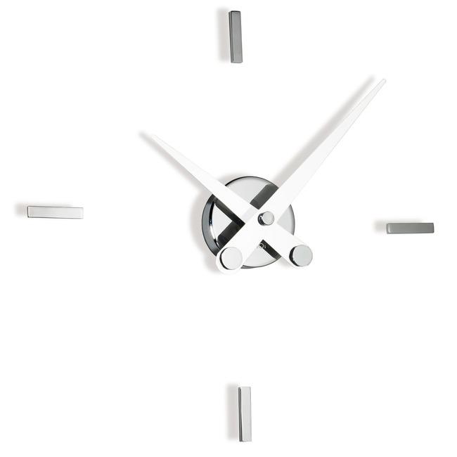 Puntos Suspensivos Wall Clock  by Nomon