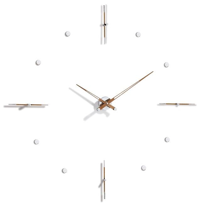 Mixto Wall Clock  by Nomon