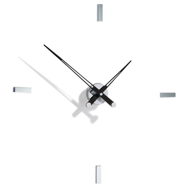 Tacon I Wall Clock  by Nomon