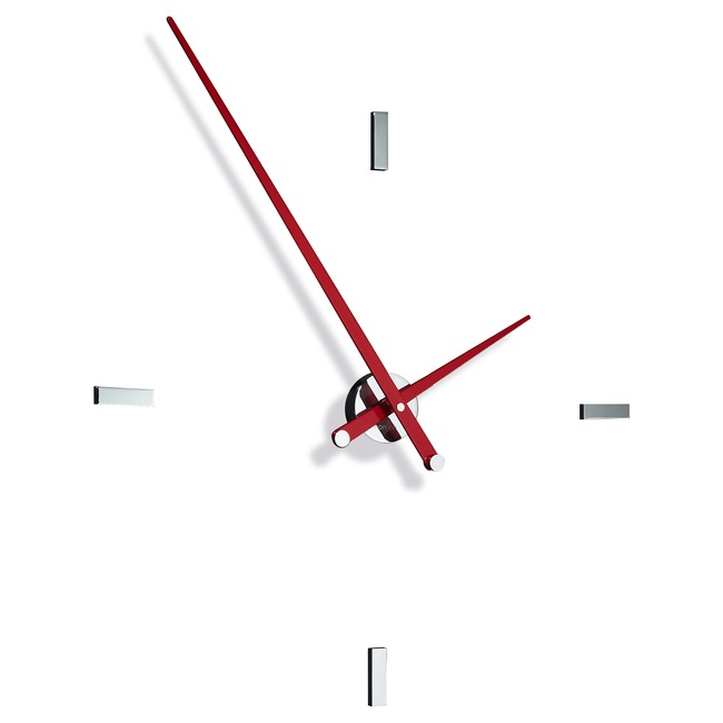 Tacon L Wall Clock  by Nomon