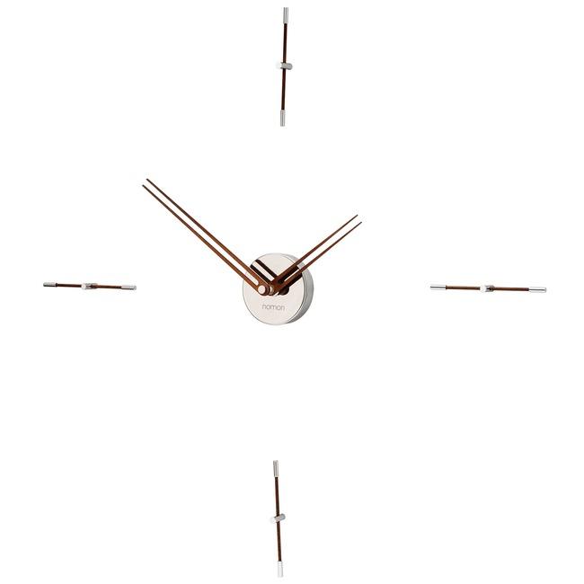 Mini Merlin Wall Clock  by Nomon