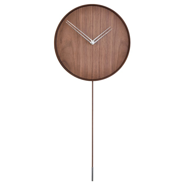 Swing Wall Clock  by Nomon