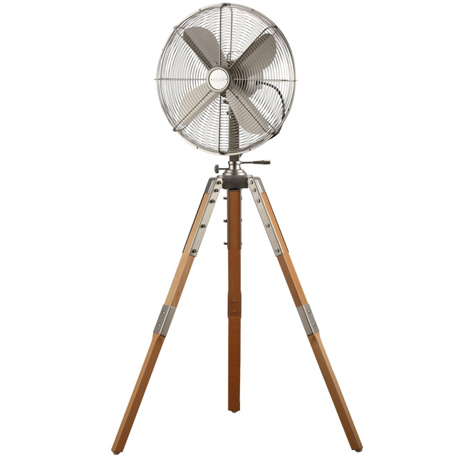 Star Tripod Floor Fan  by Star Fans