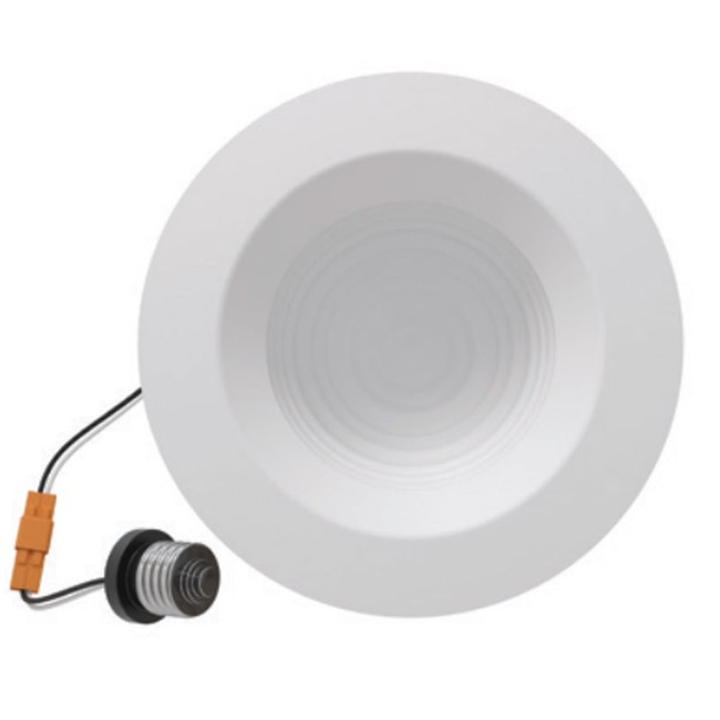 Reflections 6IN Dune Retrofit Flanged Indirect Downlight  by Element by Tech Lighting
