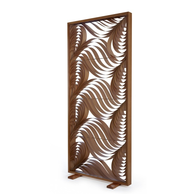 Paisley Standing Screen  by LZF