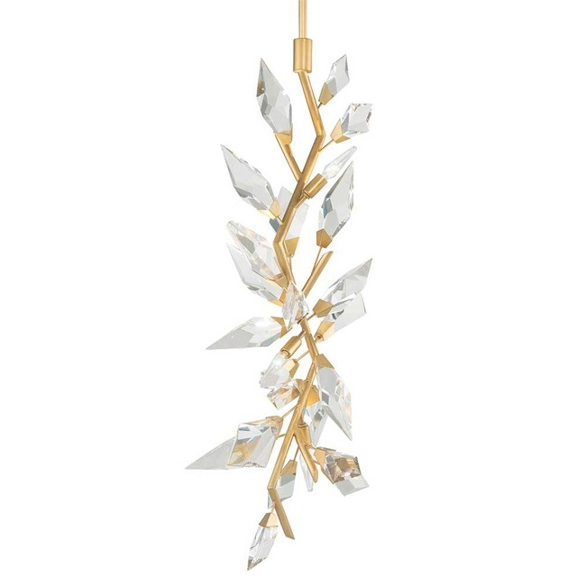 Foret Vertical Pendant  by Fine Art Handcrafted Lighting