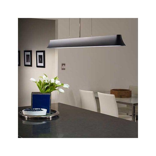Zhane LED Linear Suspension by Tech Lighting | 700LSZHN38S-LED