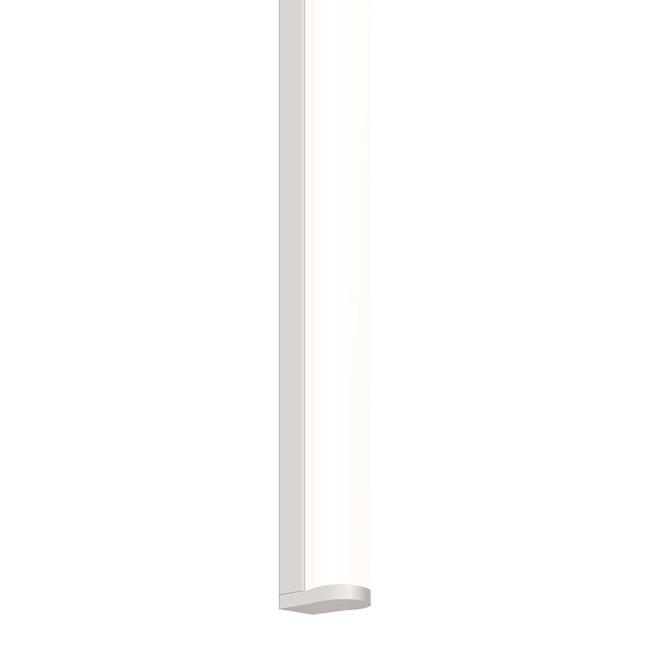 Twiggy T1 Warm Dim Bath Bar w/ 1 Inch Rectangle Canopy  by PureEdge Lighting