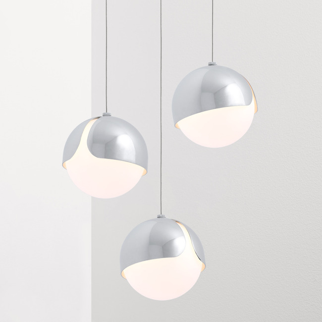 Ohm Multi Light Pendant  by Anony