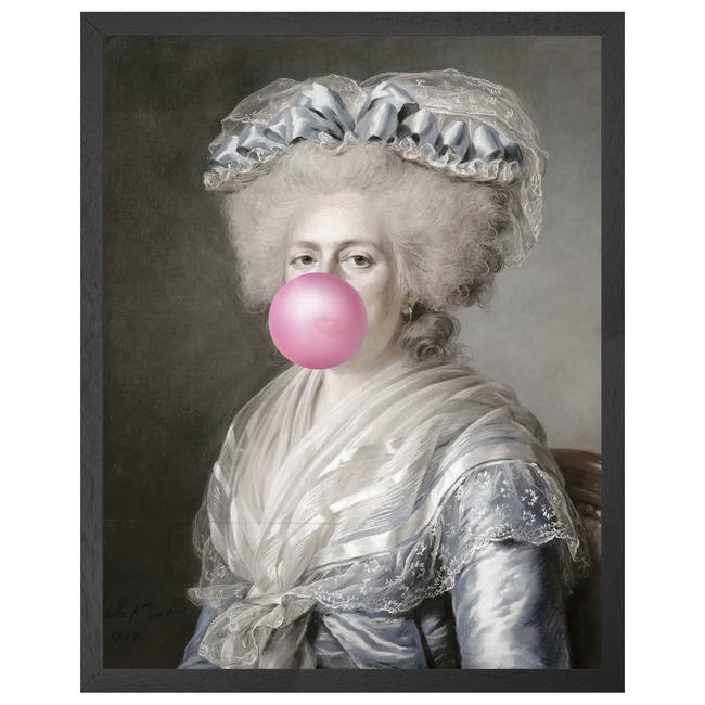 Bubblegum 4 Canvas  by Mineheart
