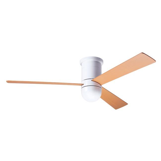 Cirrus Flush DC Ceiling Fan  by Modern Fan Co.