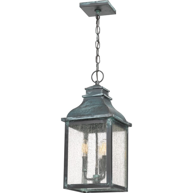 Branson Outdoor Pendant  by Quoizel