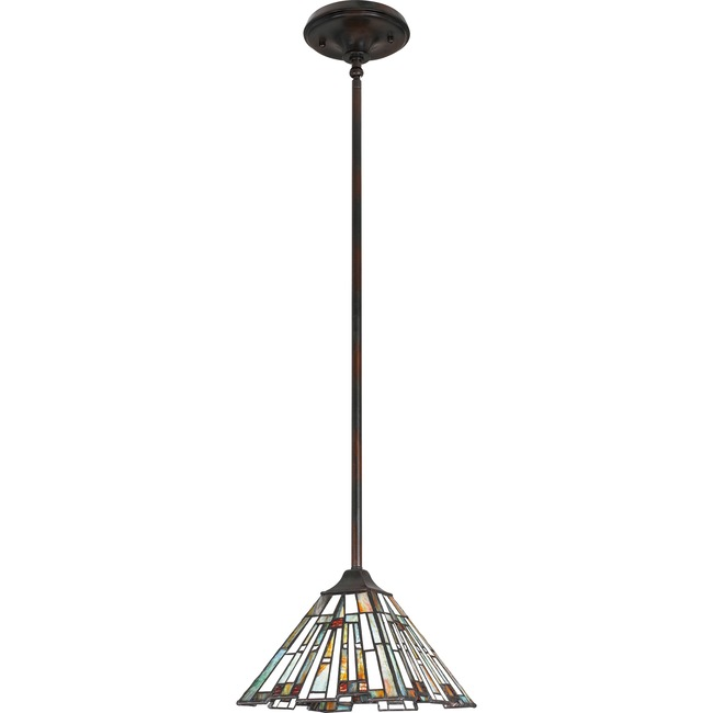 Maybeck Mini Pendant  by Quoizel