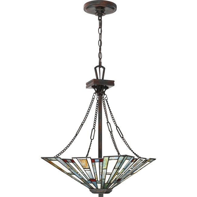 Maybeck Pendant  by Quoizel
