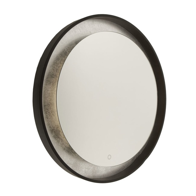 Reflections Round Wall Mirror  by Artcraft