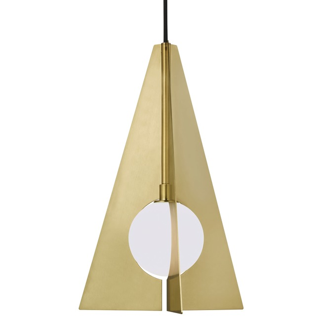 Orbel Pyramid Pendant  by Tech Lighting