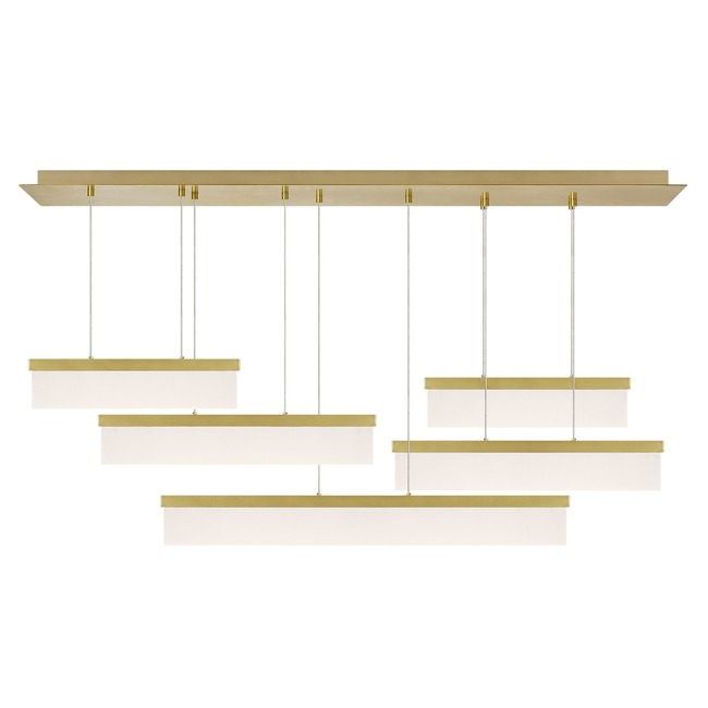 Sweep Linear Suspension  by Tech Lighting