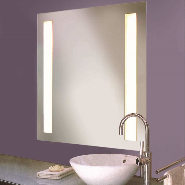 Mirror-Lux LED Lighted Mirror  by Aamsco