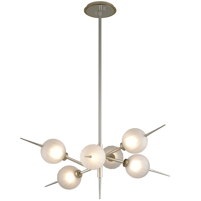 Tempest Chandelier  by Corbett Lighting