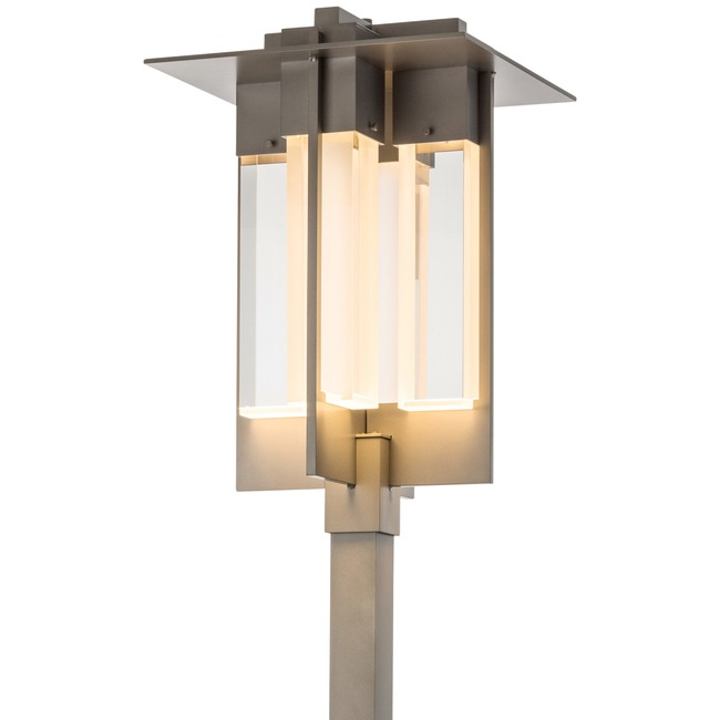 Axis Outdoor Post Light  by Hubbardton Forge