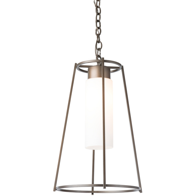 Loft Outdoor Pendant  by Hubbardton Forge