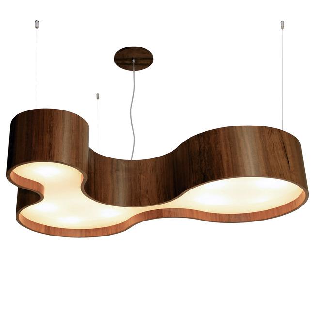 Organic KS Pendant  by Accord Iluminacao